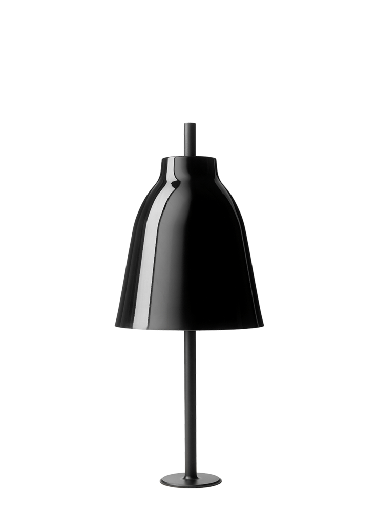 Caravaggio Table Plug-in Black